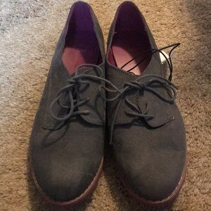 NWT Gap Oxfords
